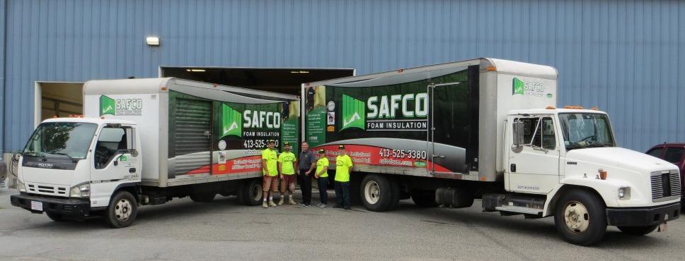 SAFCO Foam Insulation